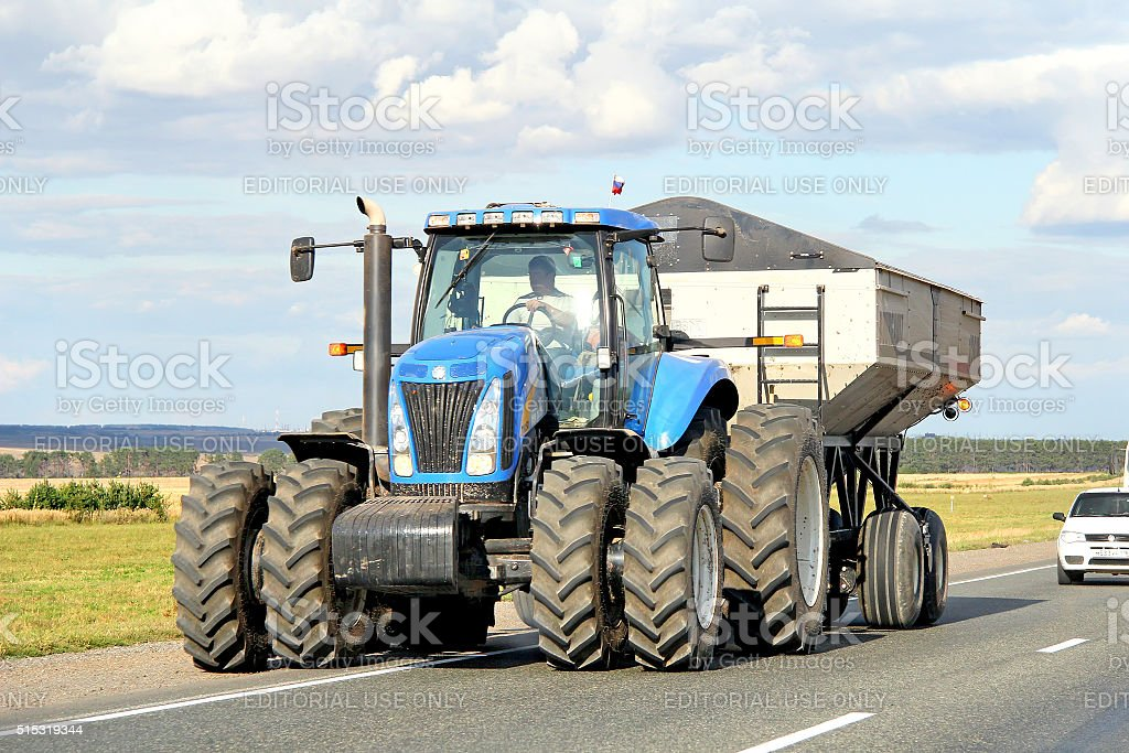 New Holland stock photo