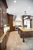 New Home Luxury Kitchen
