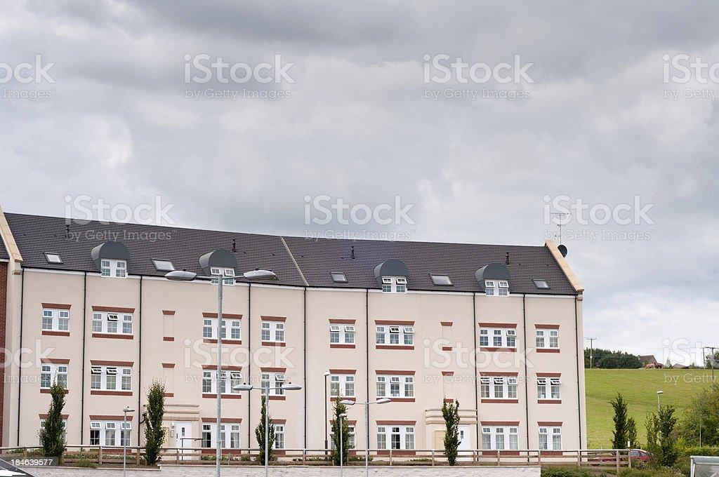 New Homes royalty-free stock photo