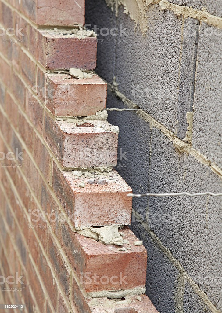 new house cavity royalty-free stock photo