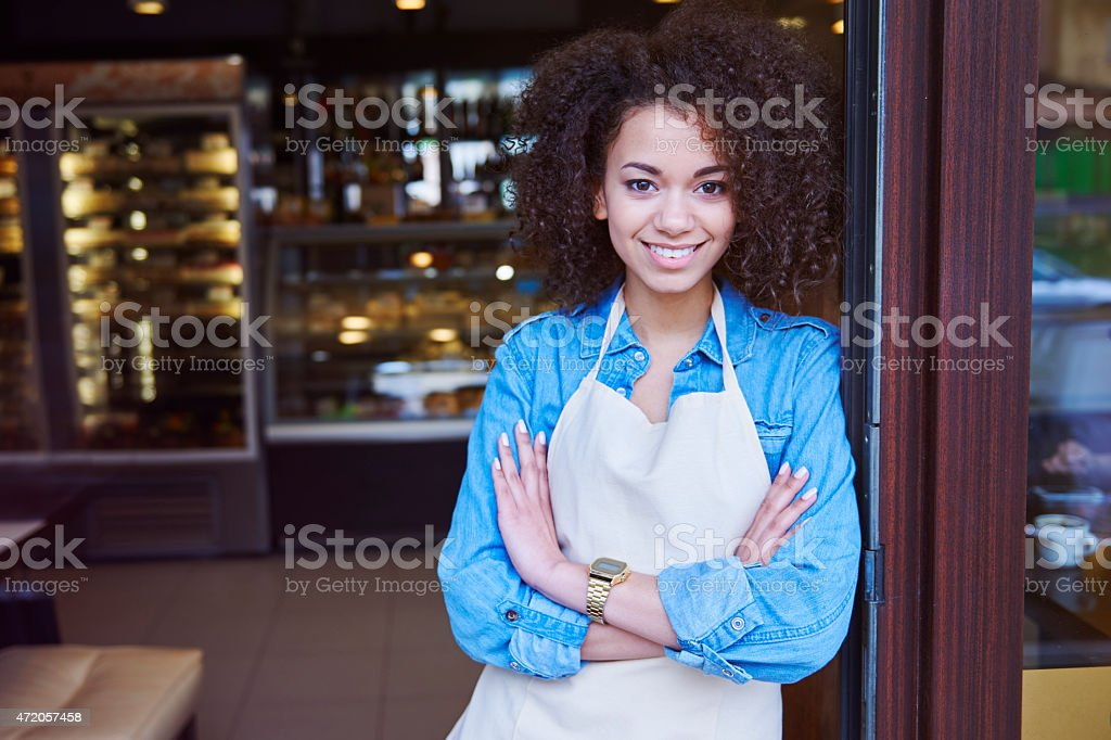 New idea for great business stock photo