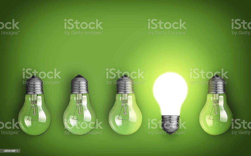new idea stock photo