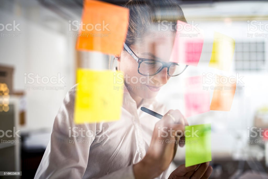 New ideas for future success stock photo