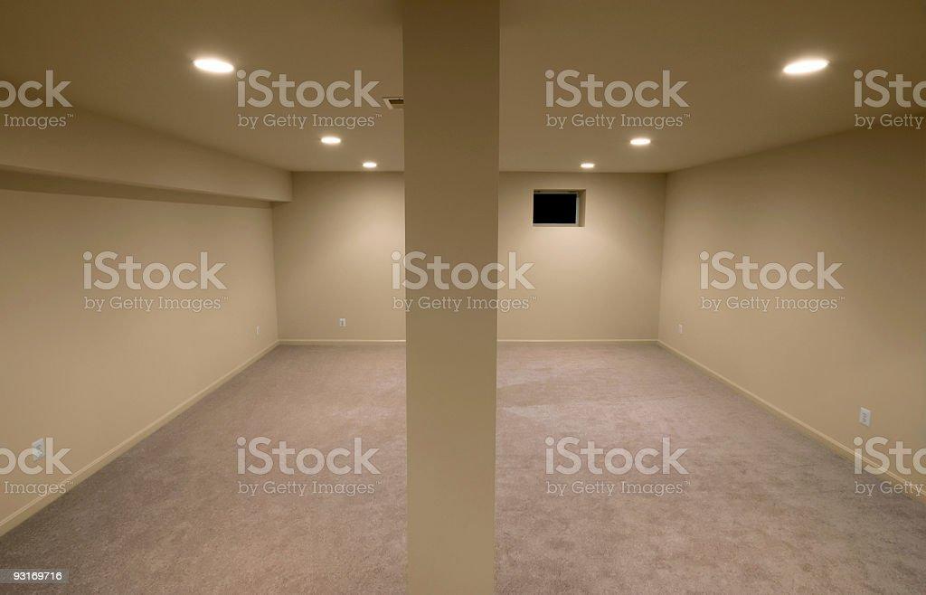 New Interior royalty-free stock photo