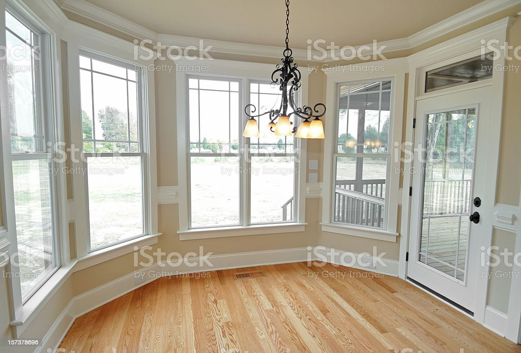 New Kitchen Nook royalty-free stock photo