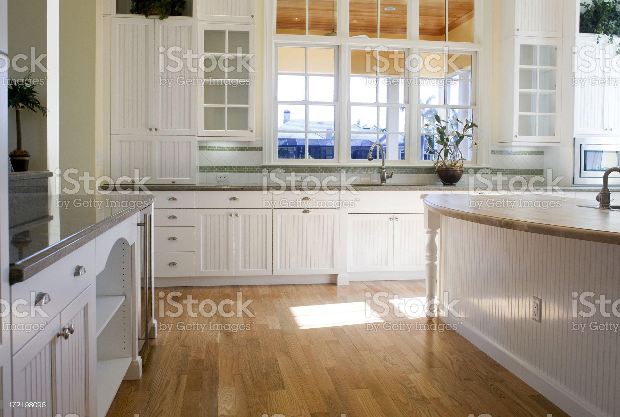 New Kitchen royalty-free stock photo
