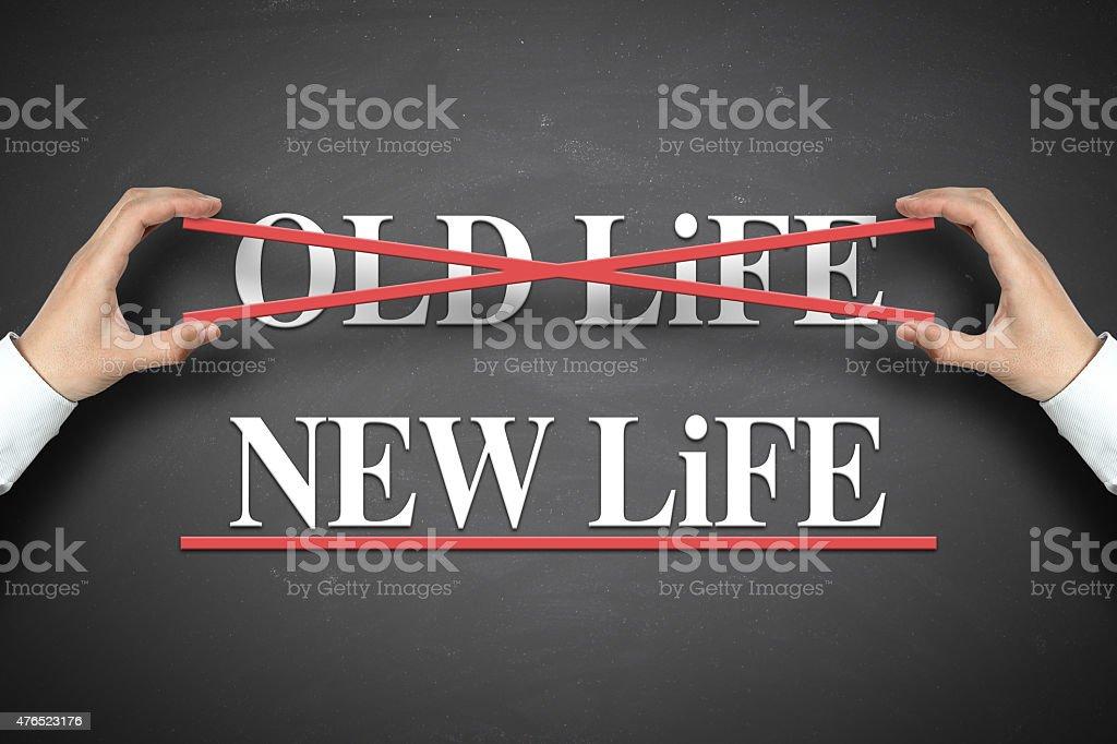 New life stock photo