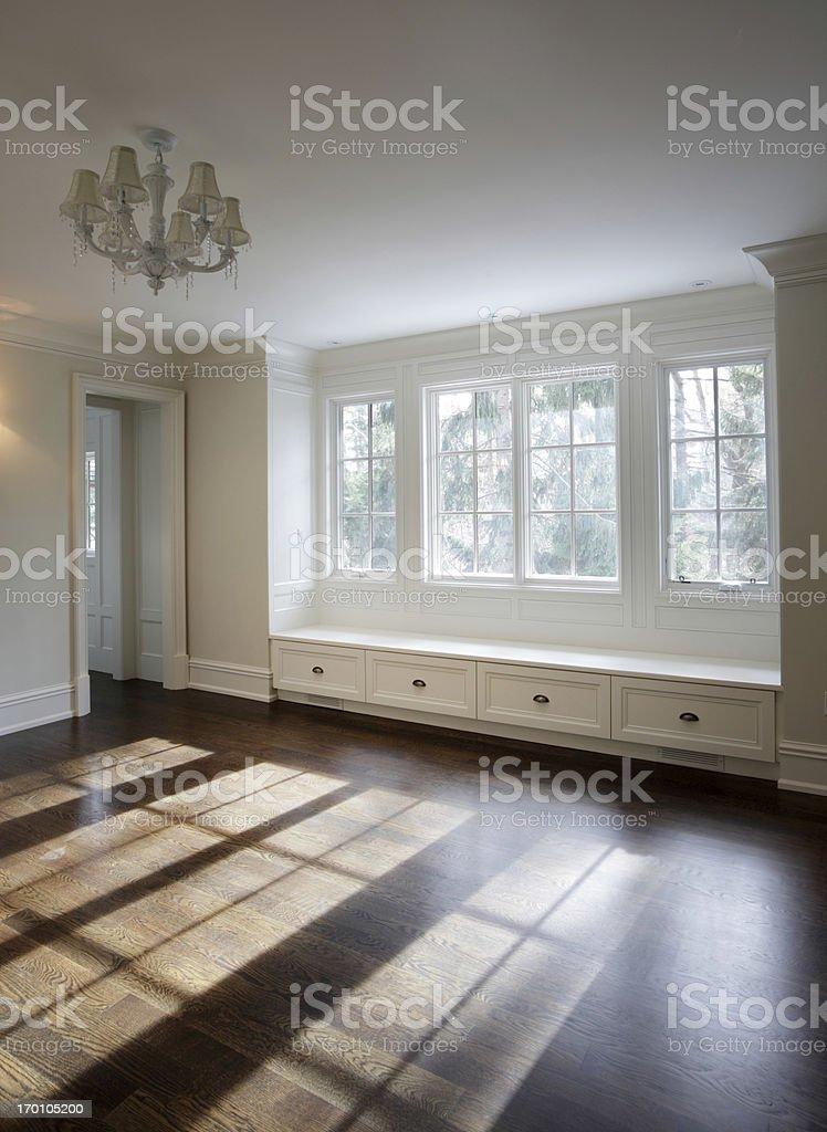 New Living room stock photo
