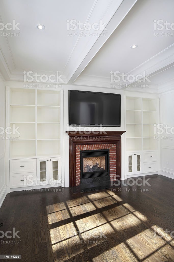 New Living room royalty-free stock photo