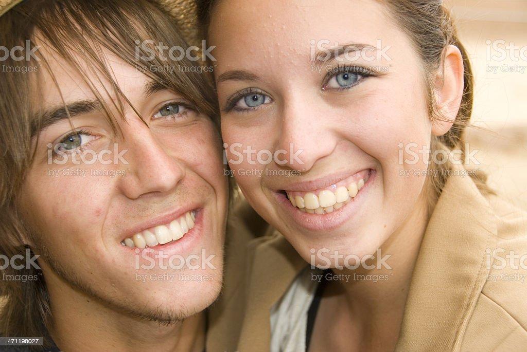 New Love stock photo