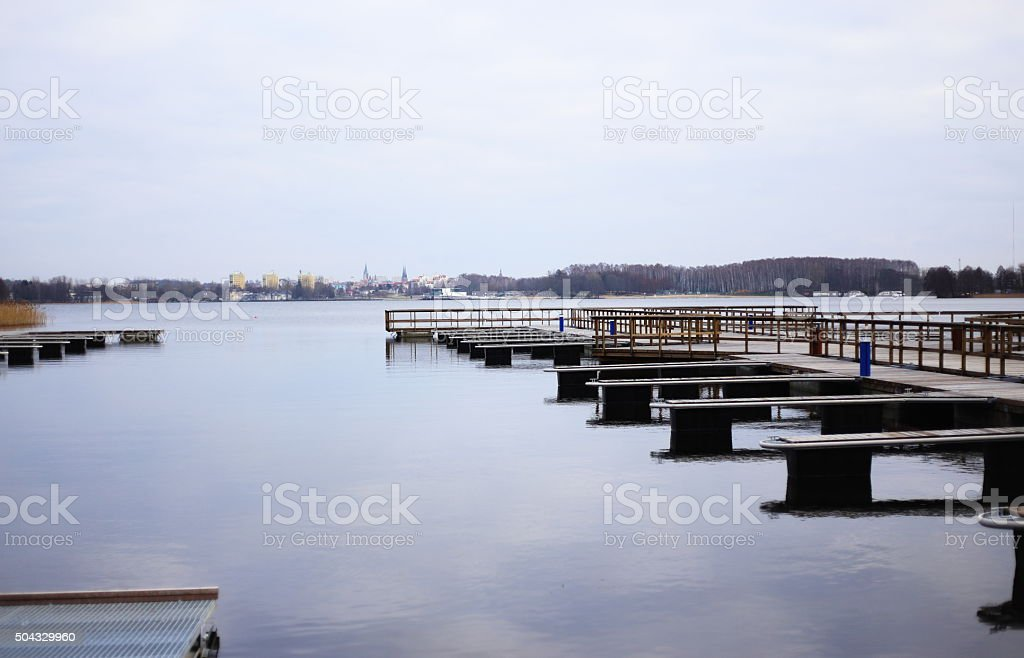 new marina royalty-free stock photo