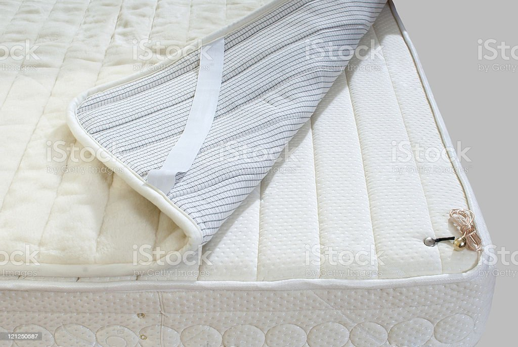 new mattress stock photo