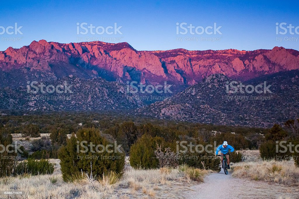 new mexico adventure and travel stock photo