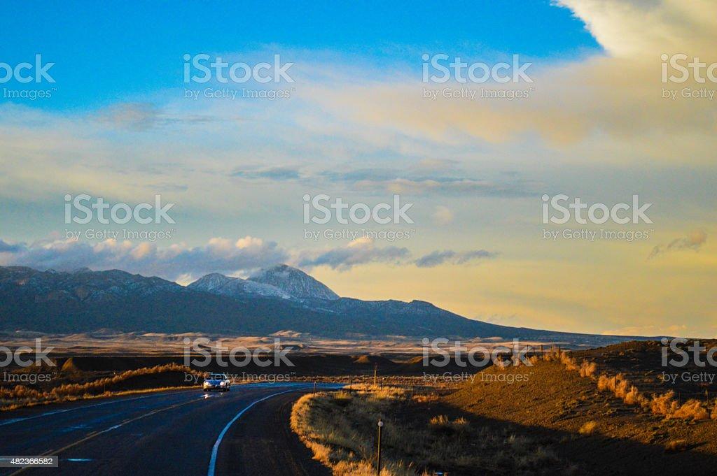 Nouveau-Mexique photo libre de droits