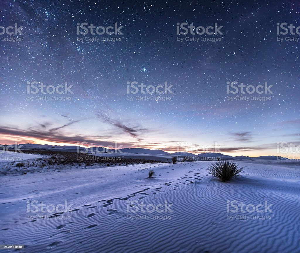 New Mexico stock photo