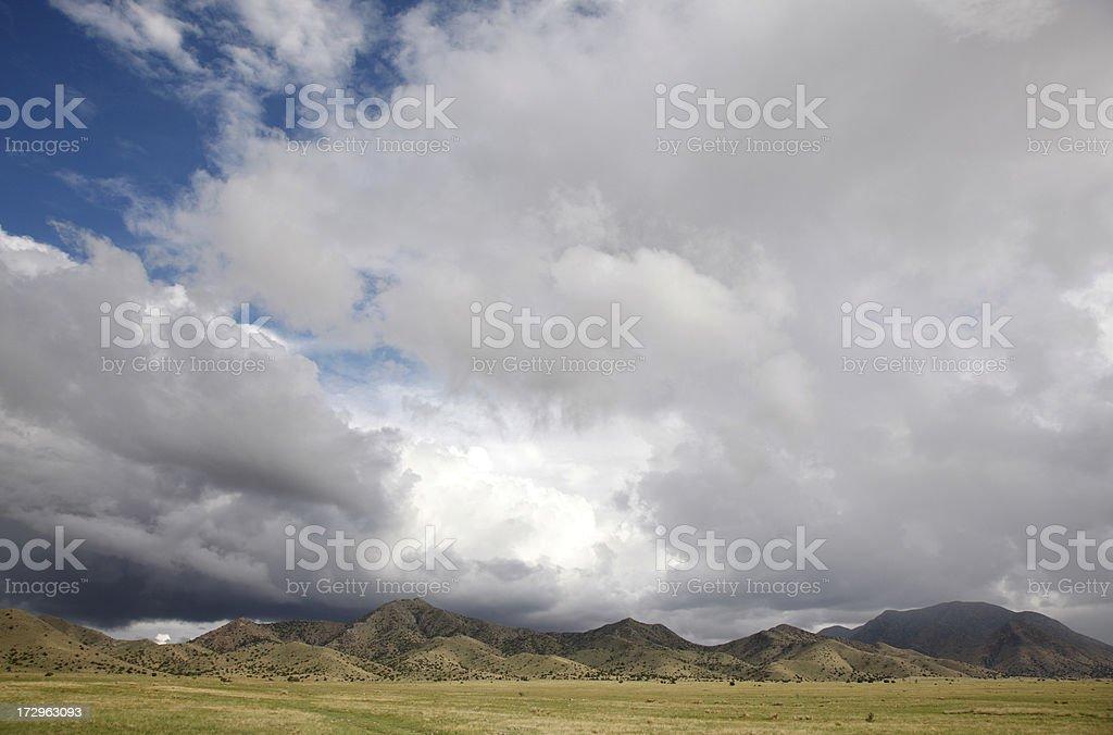 New Mexico Scenic stock photo