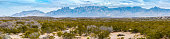 New Mexico's Chihuahuan Desert and Organ Mountains