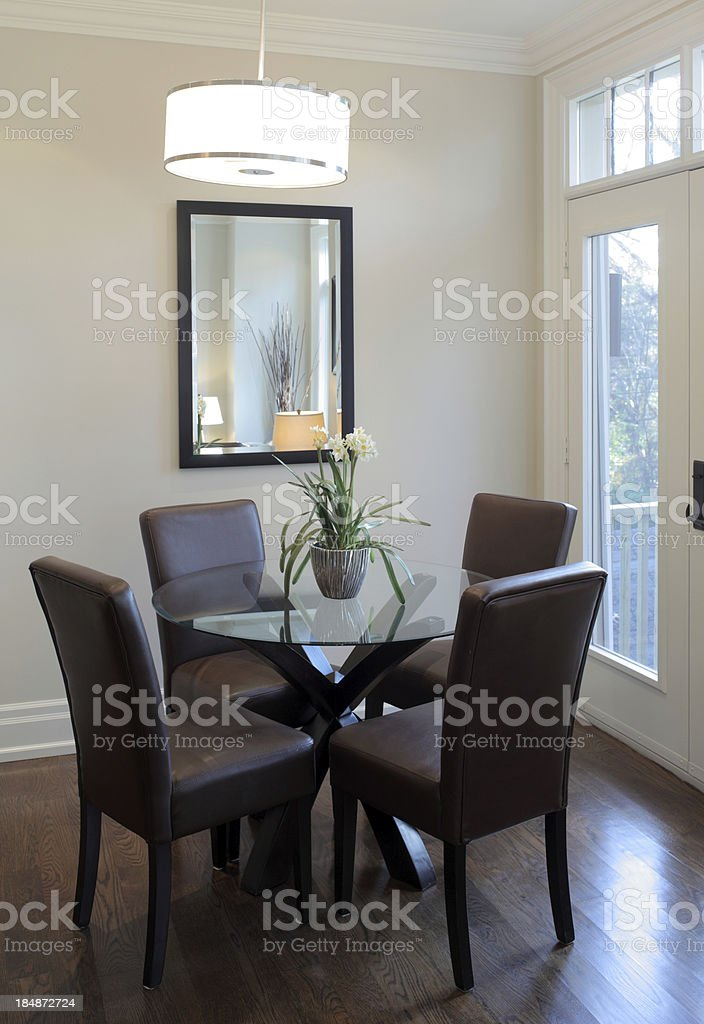 New North American Home royalty-free stock photo