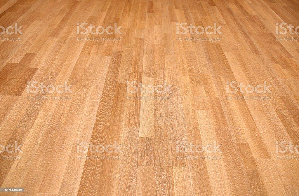 New oak parquet royalty-free stock photo