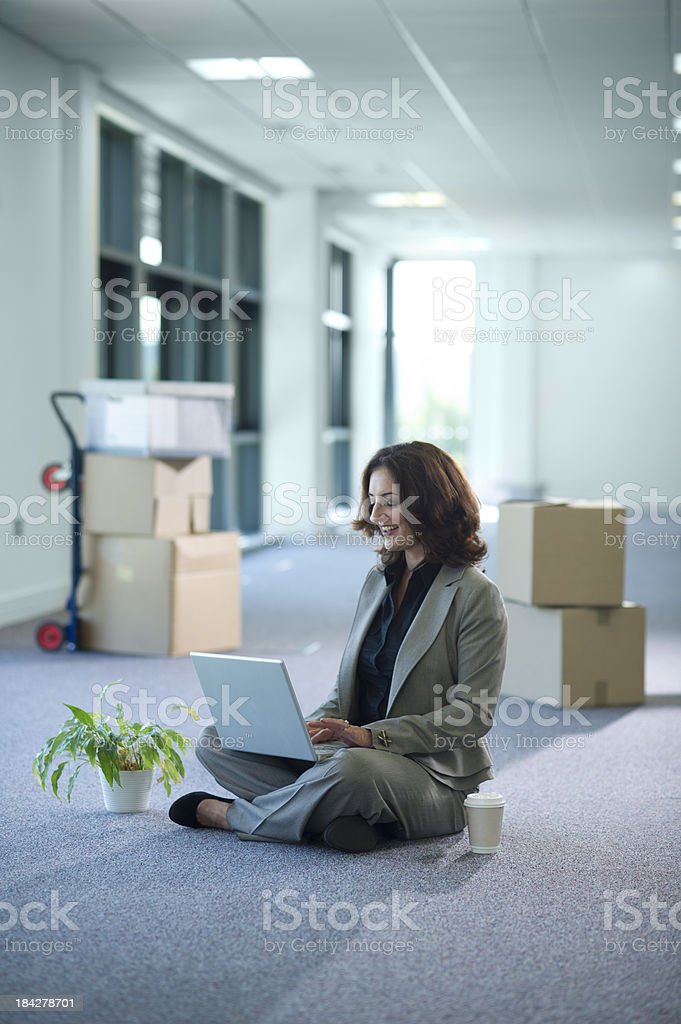 new office royalty-free stock photo