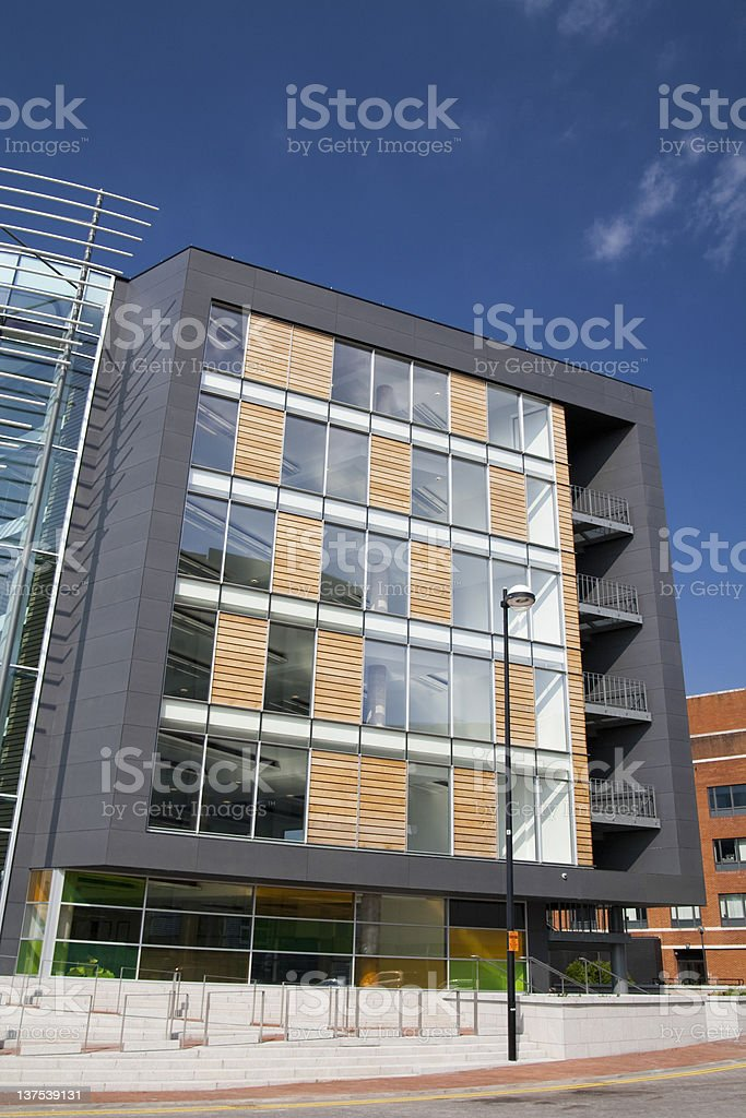 New offices royalty-free stock photo