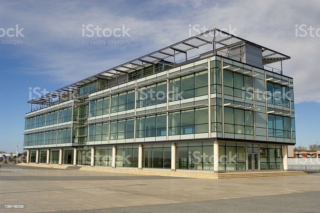 New Offices stock photo