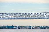 New Orleans Bridge - Crescent City Connection