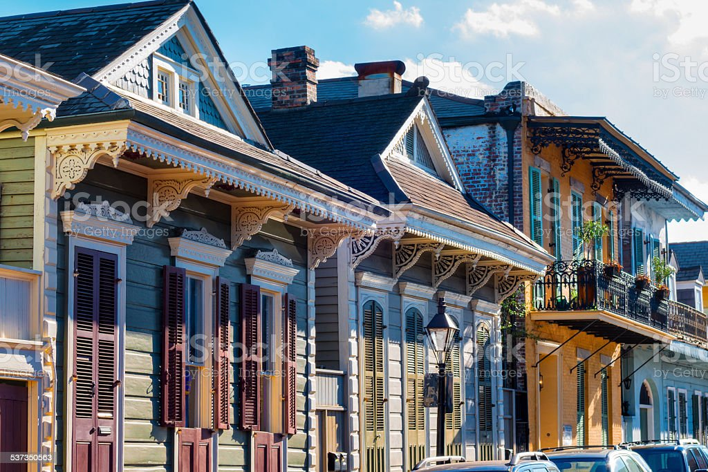 New Orleans, French Quarter stock photo