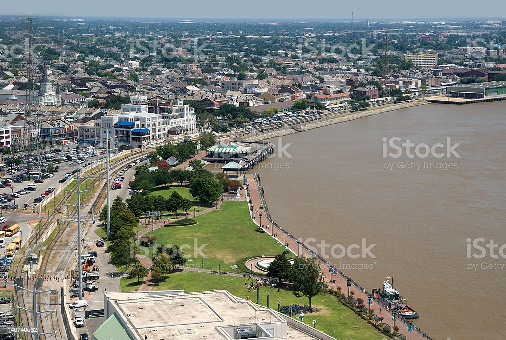 New Orleans, Louisiana royalty-free stock photo
