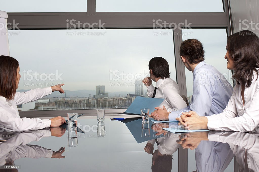 New perspectives royalty-free stock photo