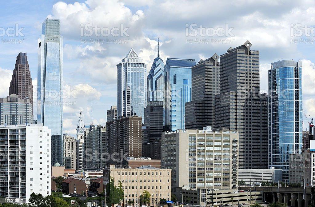 New Philadelphia royalty-free stock photo