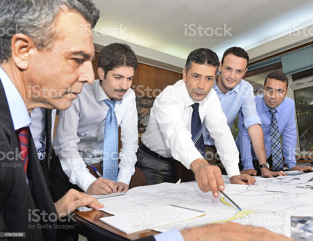 New project royalty-free stock photo