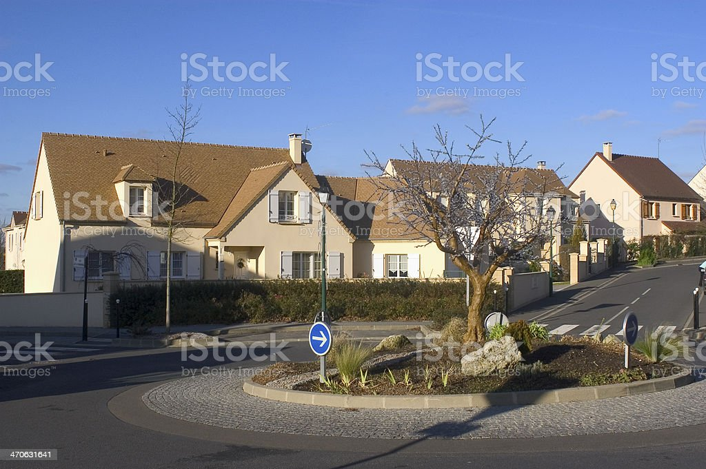 New real estate stock photo