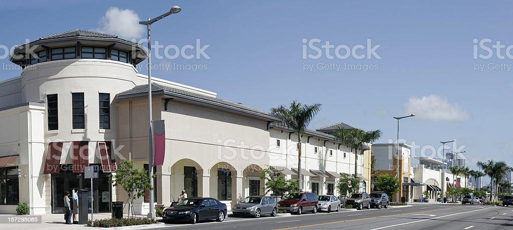 New Retail Stores royalty-free stock photo