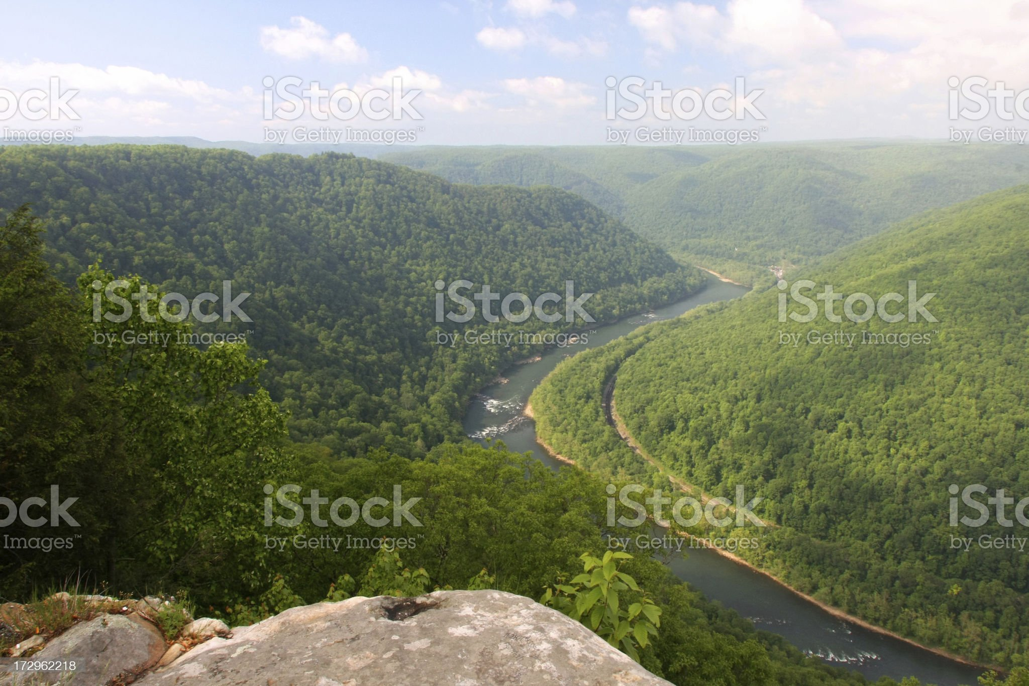 New River royalty-free stock photo