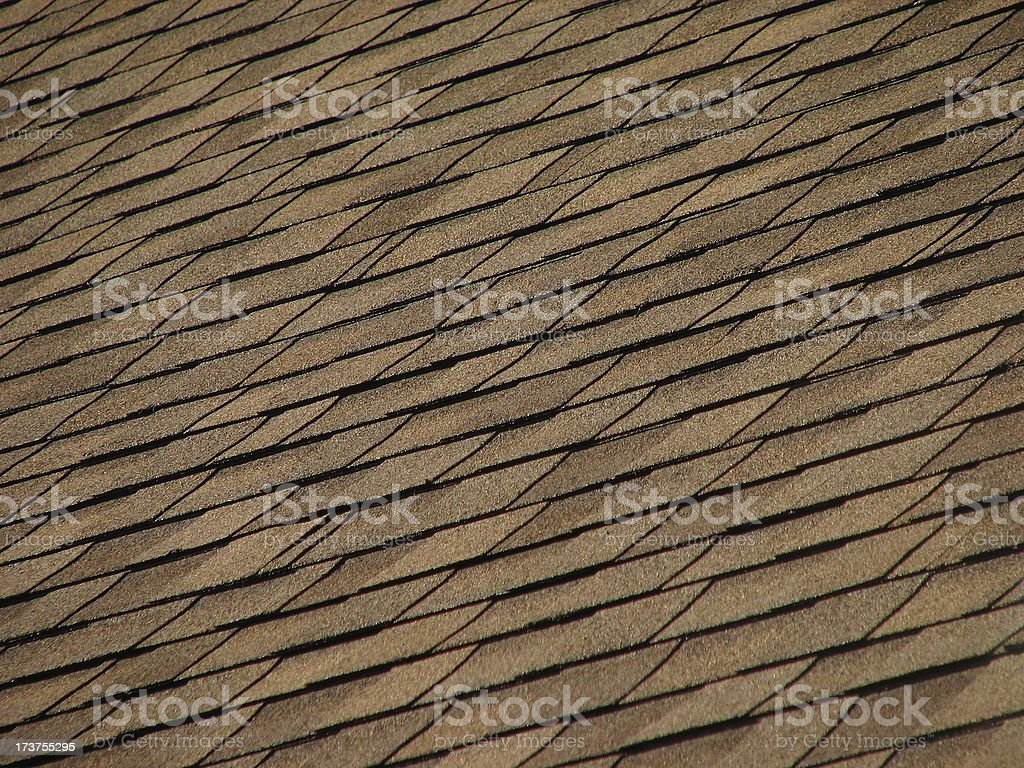 new roof detail 2 royalty-free stock photo