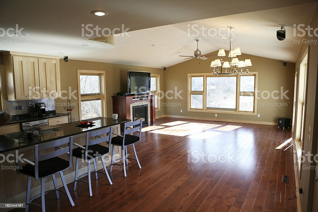 New Room royalty-free stock photo