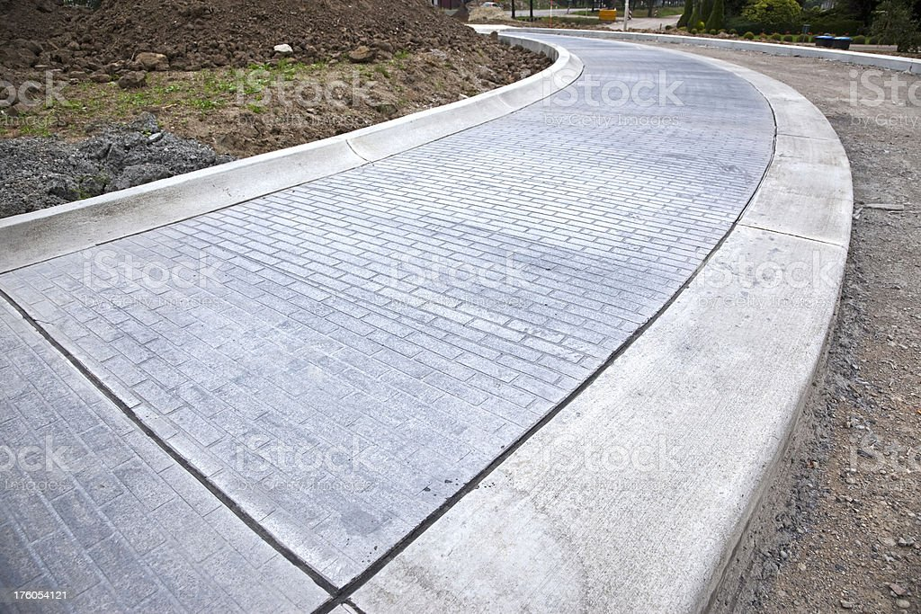 New roundabout # 1 XXXL royalty-free stock photo