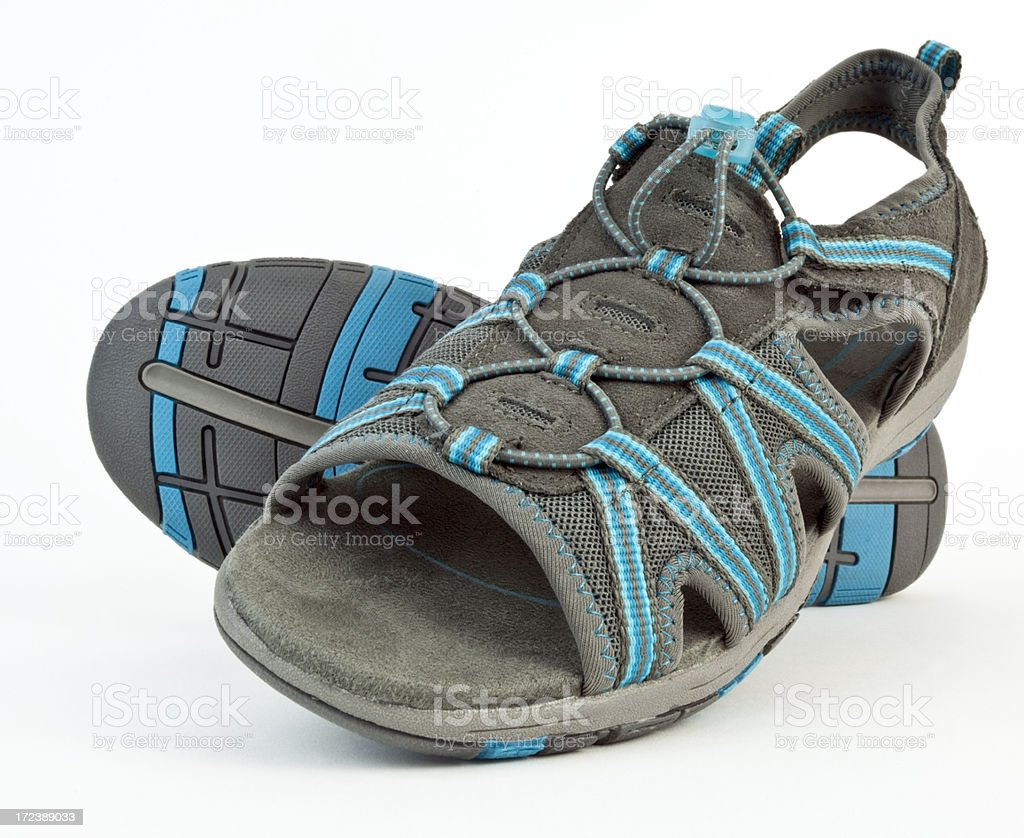 New Sandals royalty-free stock photo