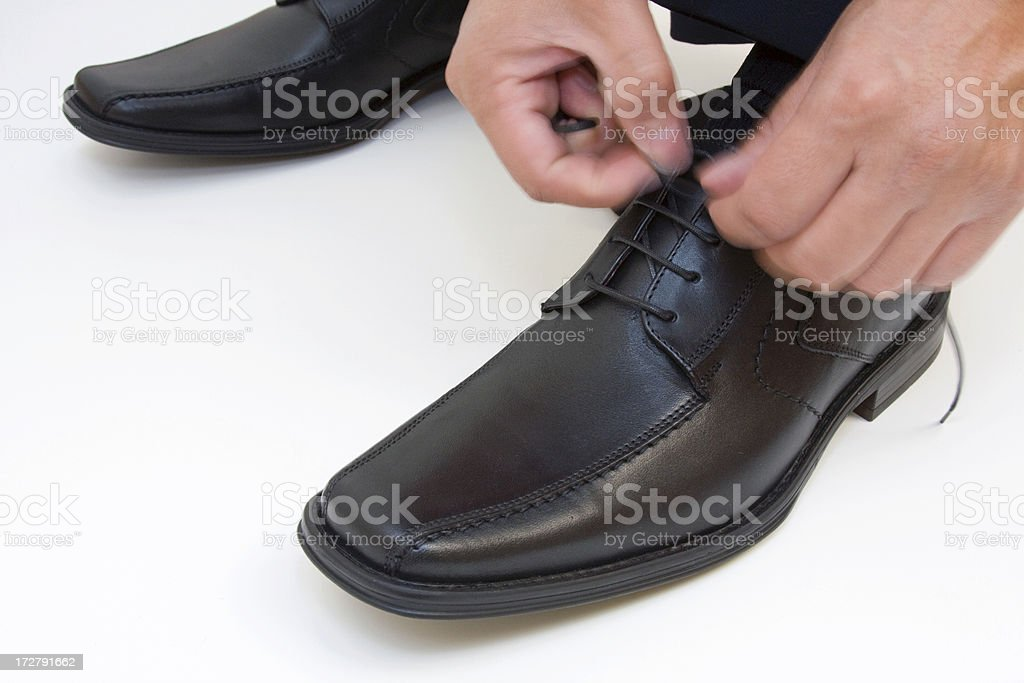 new shoes royalty-free stock photo