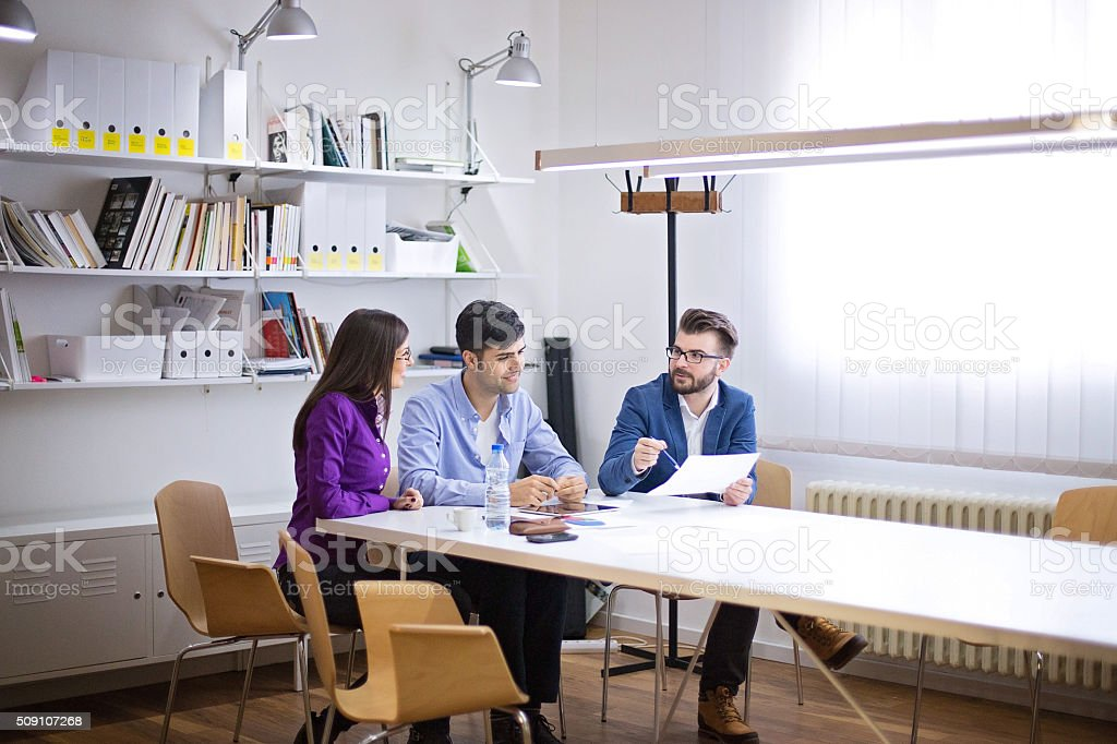 New solutions stock photo