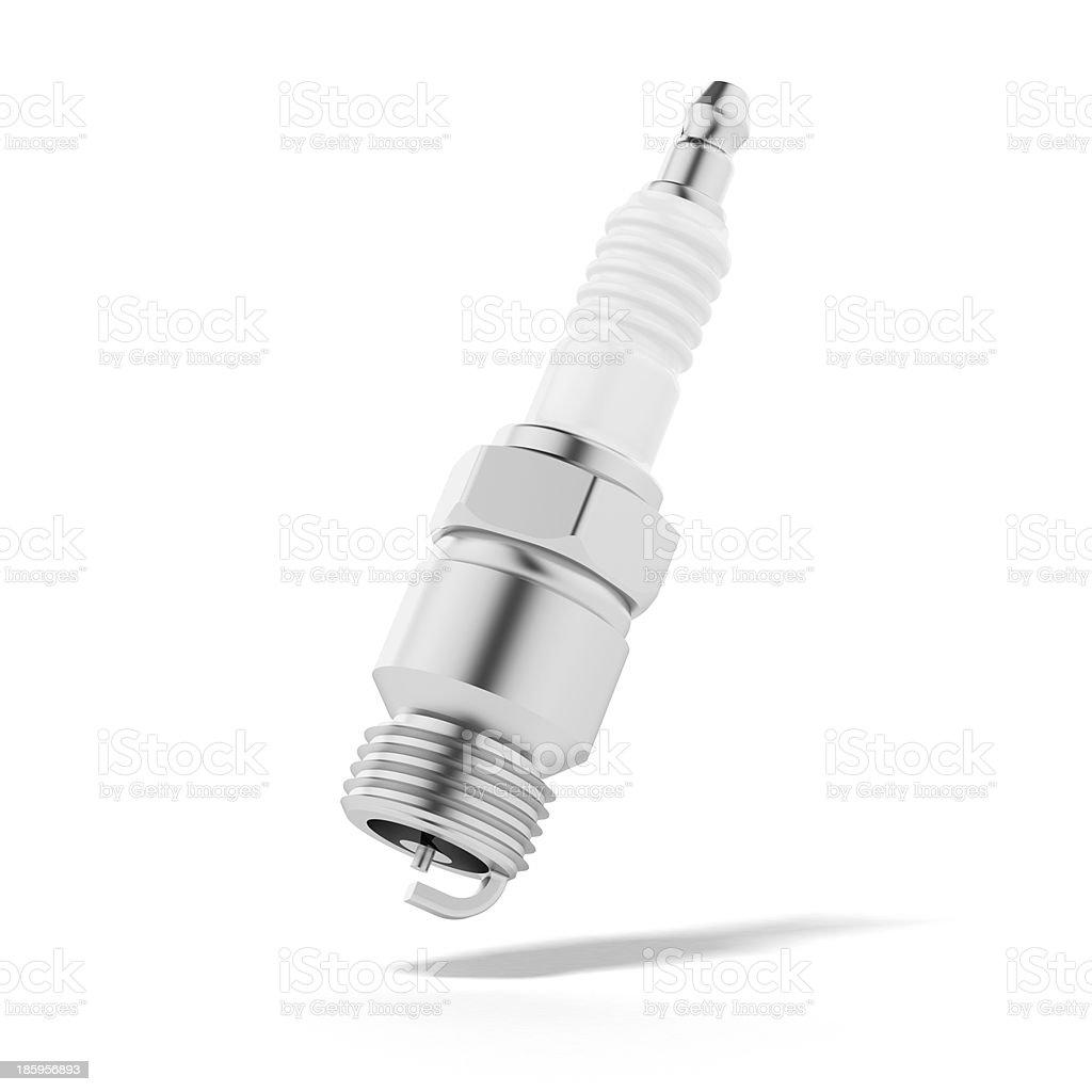 New spark plug stock photo