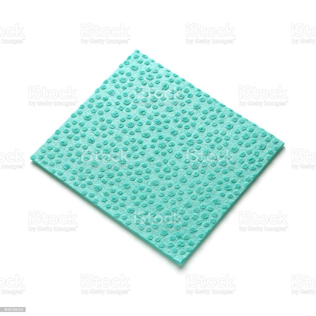 New sponge cloth stock photo