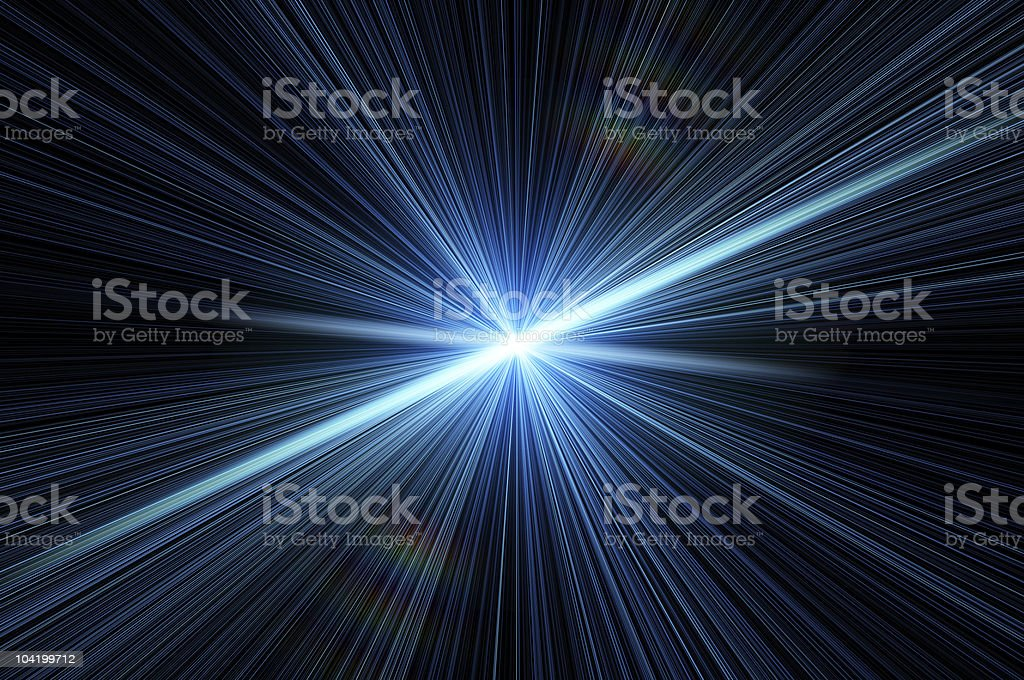 new star lights on a black backgrounds royalty-free stock photo