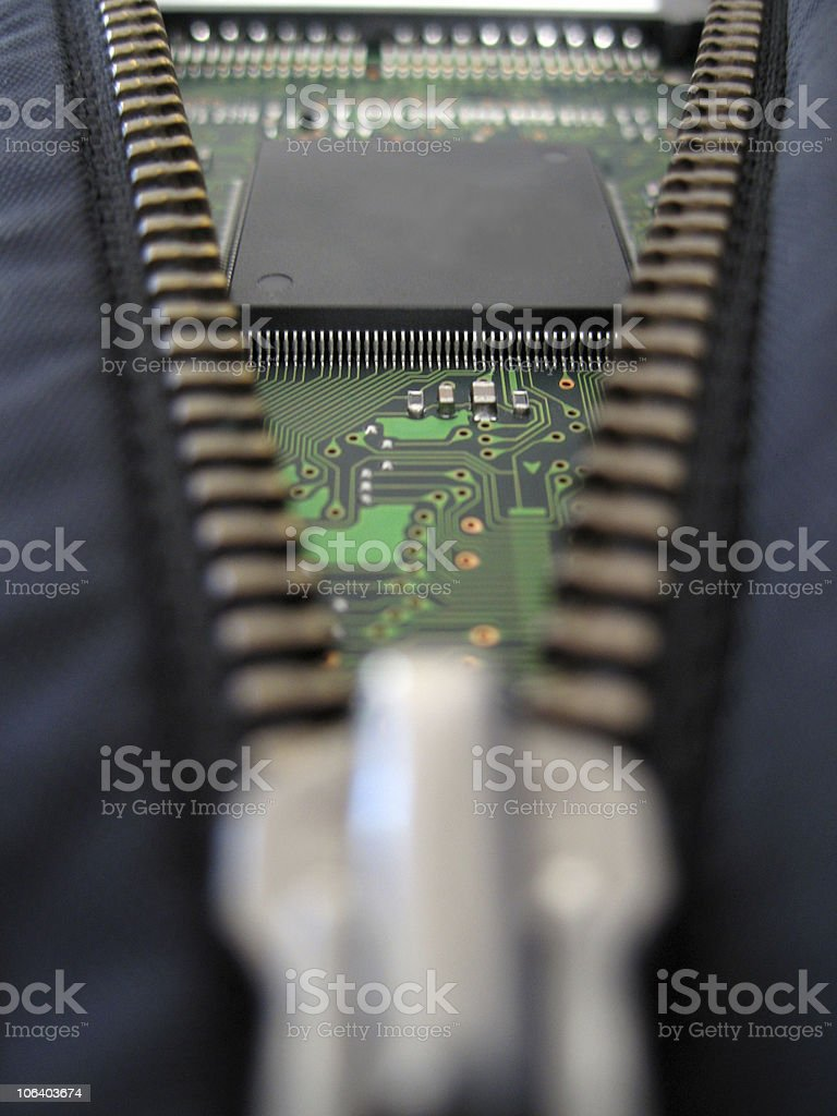 New Technology 1 stock photo
