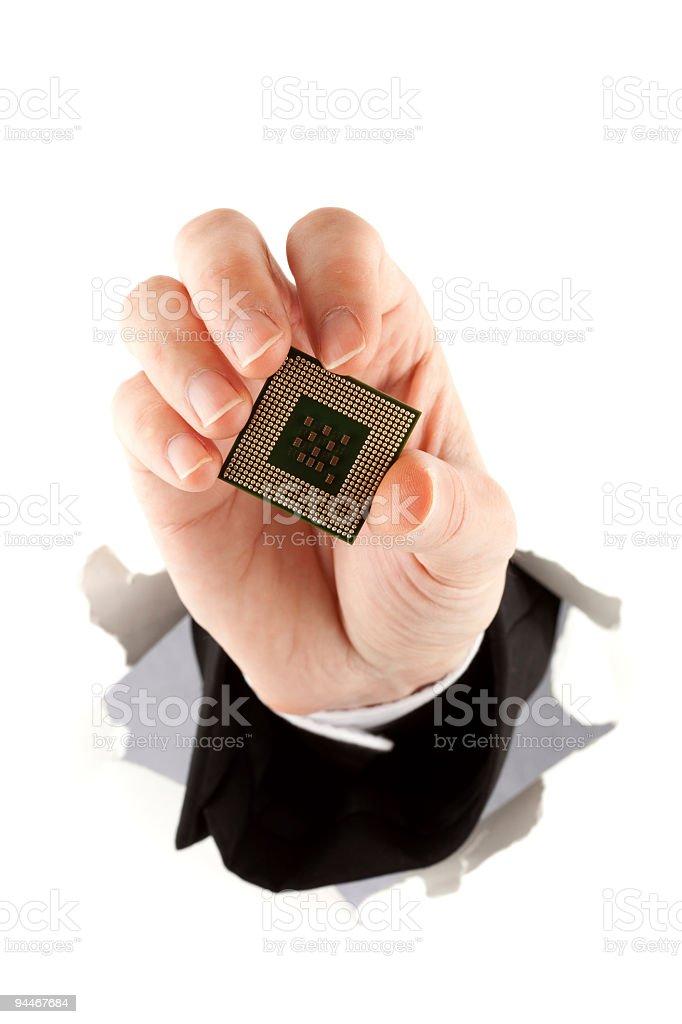 new technology royalty-free stock photo