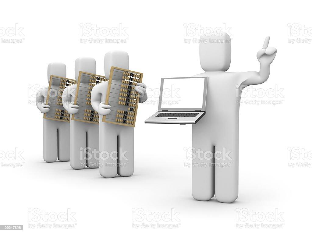 New technology stock photo