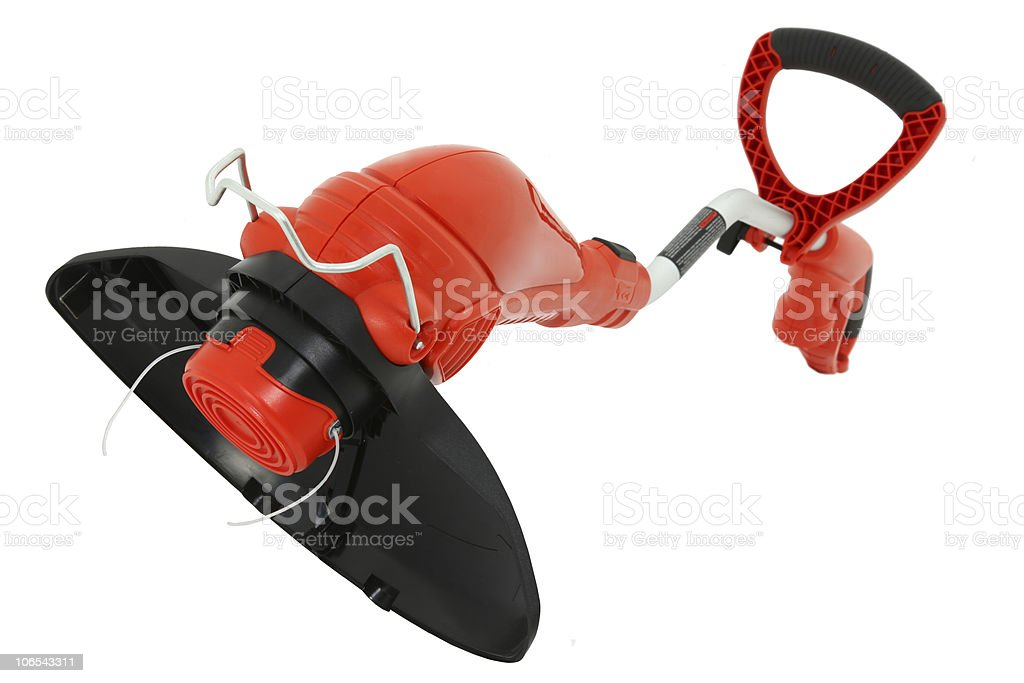 New Weed Eater stock photo