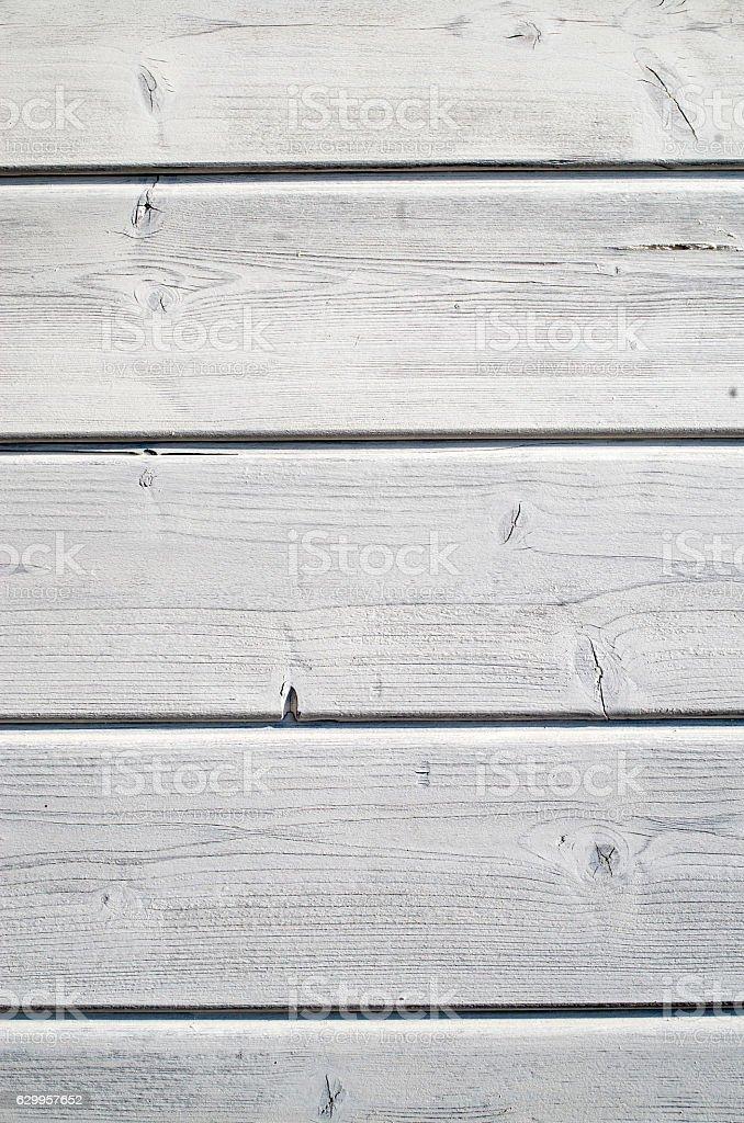 New white wooden wall closeup stock photo