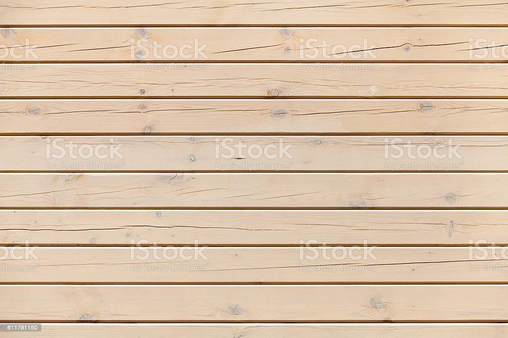 New wooden wall, background texture stock photo